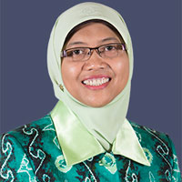 Assistant Professor SITTI PATAHUDDIN