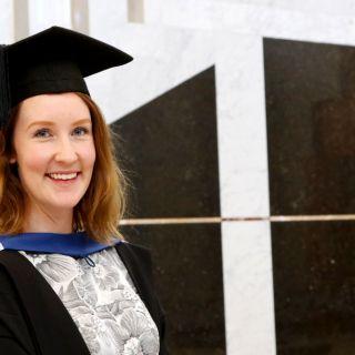 UC graduate Ellen Grady