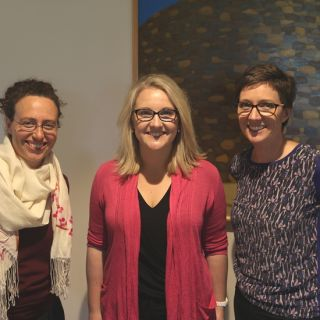 Dr Lorana Bartels, Dr Amy Ludlow and Dr Ruth Armstrong