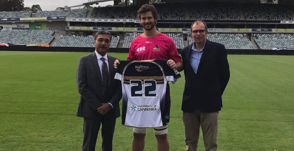 UC opens new chapter with Brumbies