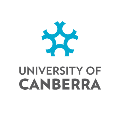 Image result for University of Canberra logo