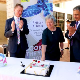 Cutting of the cake