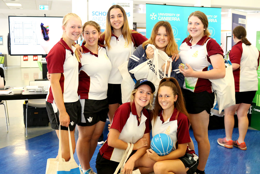 Narrandera High School students