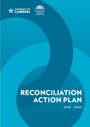 Front cover of Reconciliation Action Plan