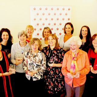 2018 ACT Women with Heart Award winners