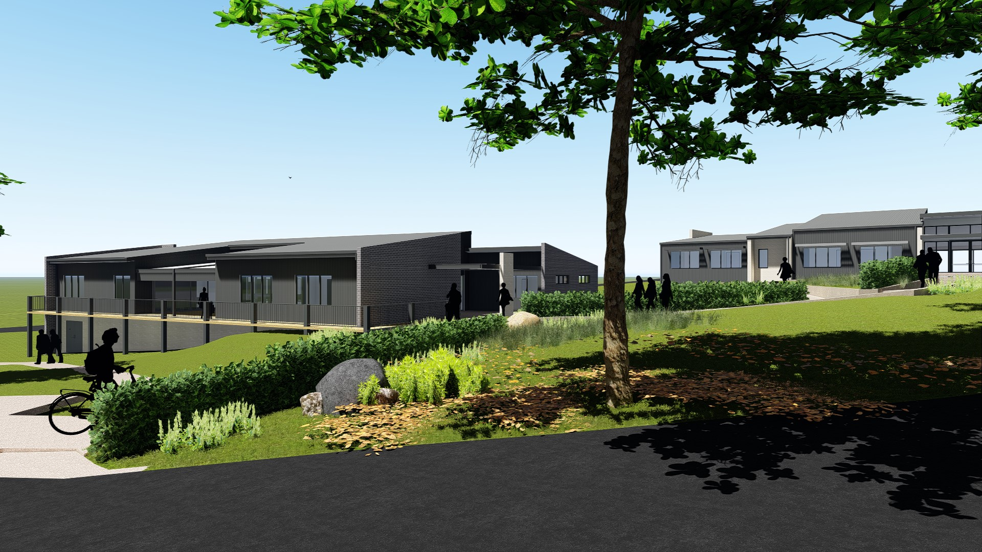 Bega Clinical Training Facility and Student Accommodation