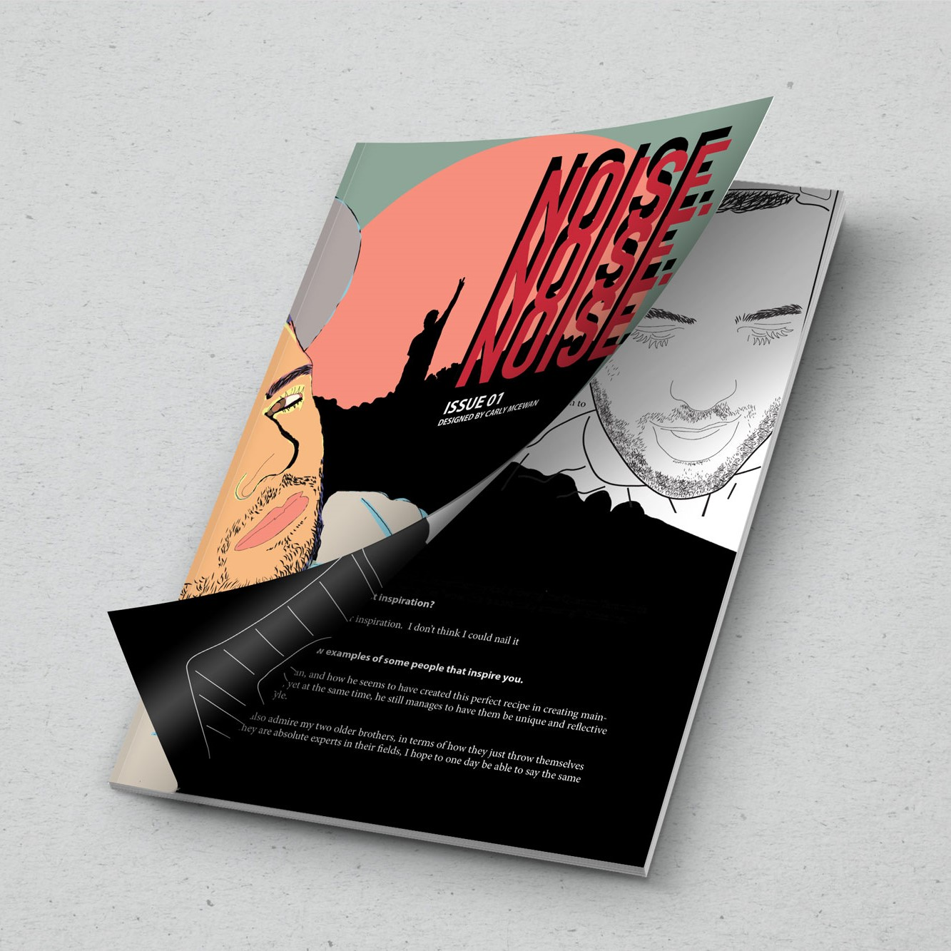 Typography and Layout Emma Mclellan