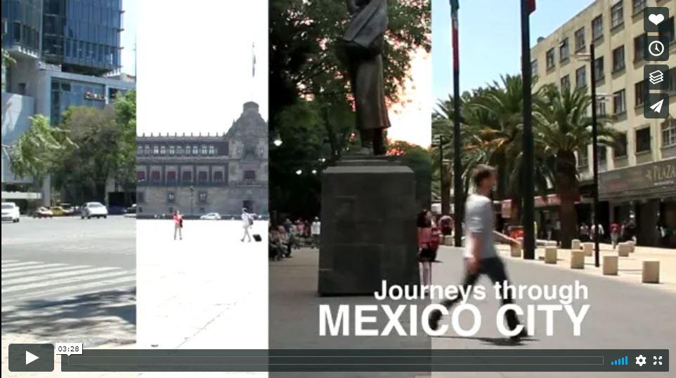 Journey's through Mexico City