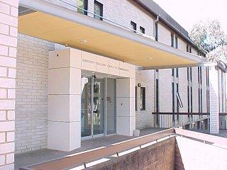 Building 1 entrance