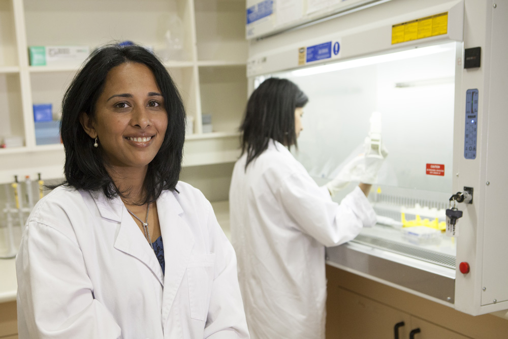 University of Canberra Professor Sudha Rao
