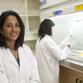 University of Canberra Professor Sudha Rao