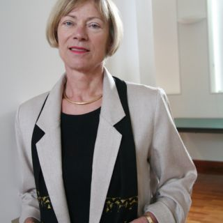 Photo of Emeritus Professor Ingrid Moses who has been made an Officer of the Order of Australia