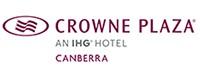 Crowne Plaza Canberra website