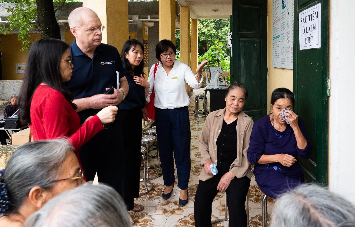 Ian Wishart Vietnam