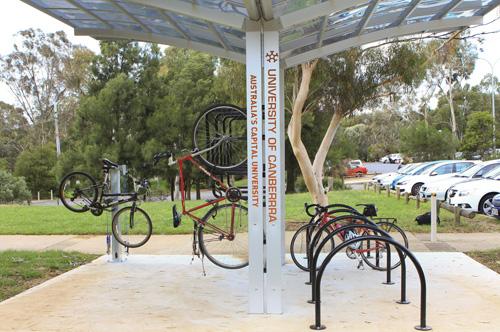 bike shelter 2
