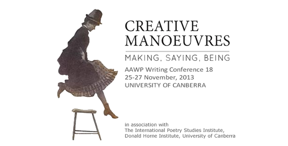 Australasian Association of Writing Programs conference, 25-27 November 2013