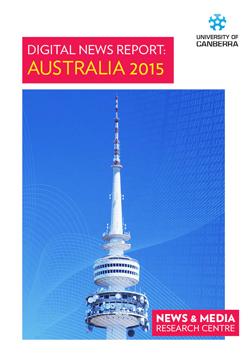 Digital News Report: Australia 2015