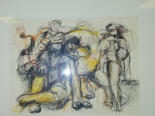 Untitled drawing by Ante Dabro