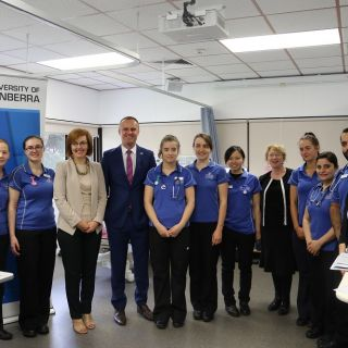 Government funds new clinical school