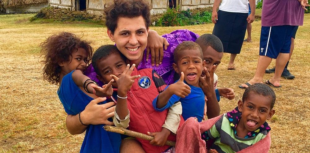 Trip abroad fuels Jai's desire to help Indigenous peers