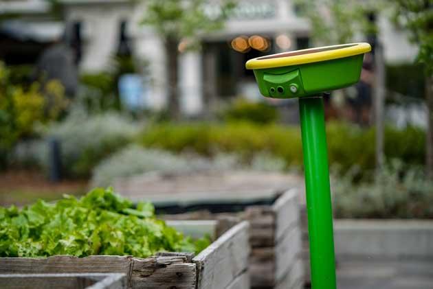 GardenSpace Robot