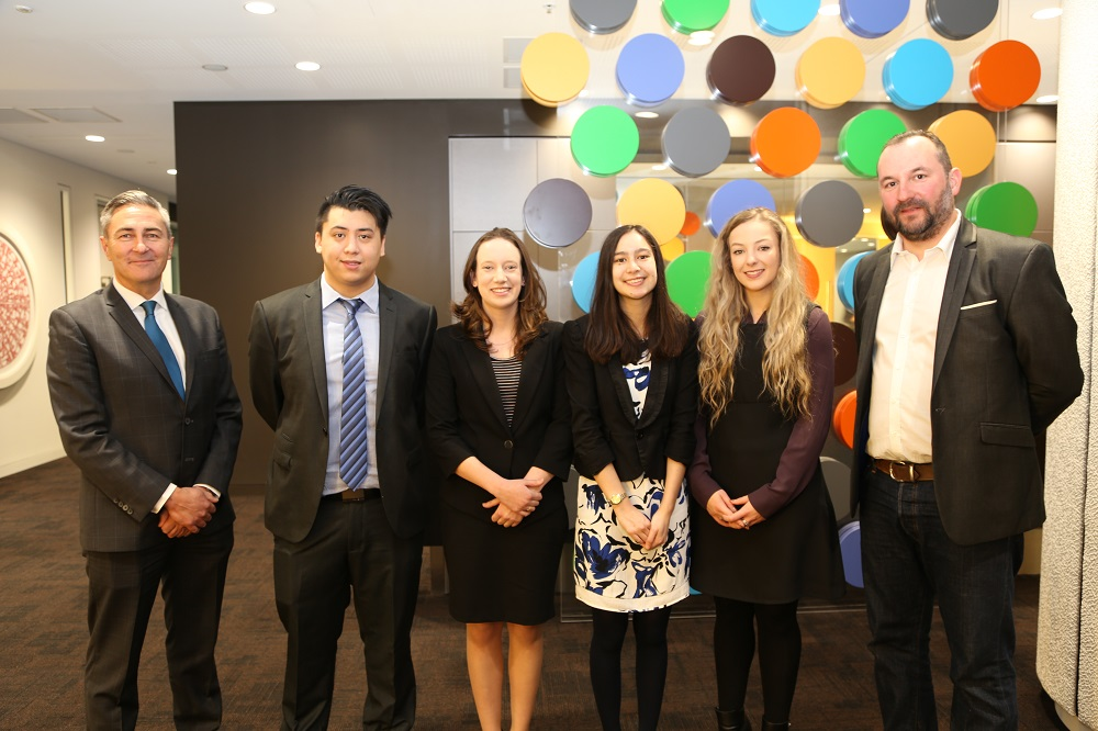 UC students share what it's like to work at PwC