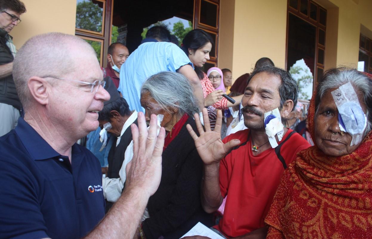 Ian Wishart Nepal