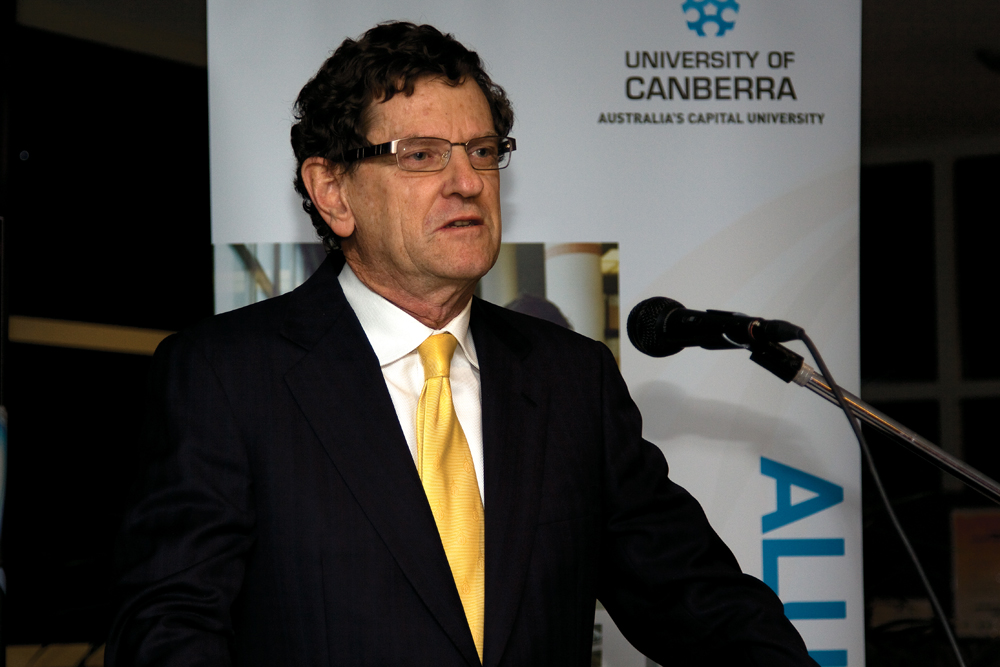 image - The Hon Chief Justice Robert French AC
