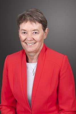 Deputy Vice-Chancellor Frances Shannon