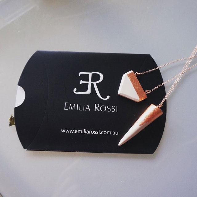 Emili Rossi jewellery