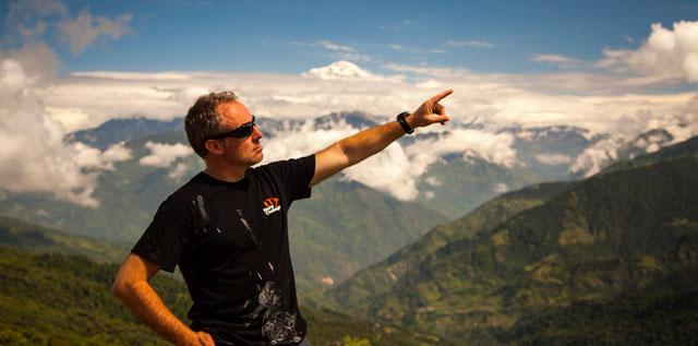 Mark in Nepal