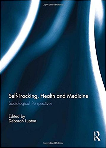 Self Tracking, Health and Medicine picture of book cover