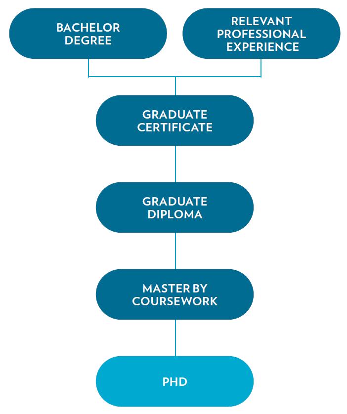 coursework pathways
