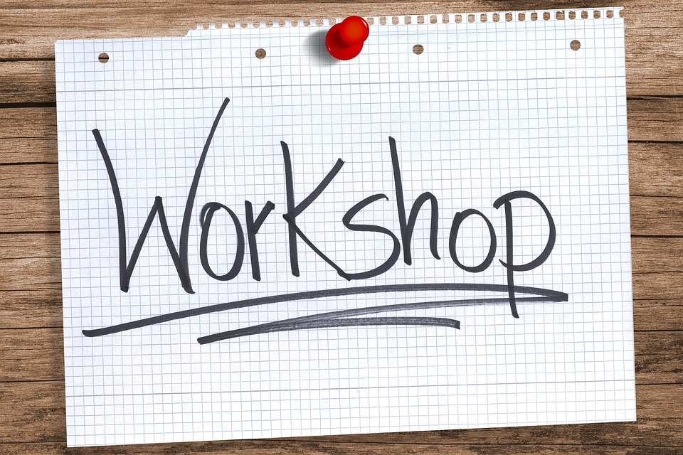 Workshop Image Text
