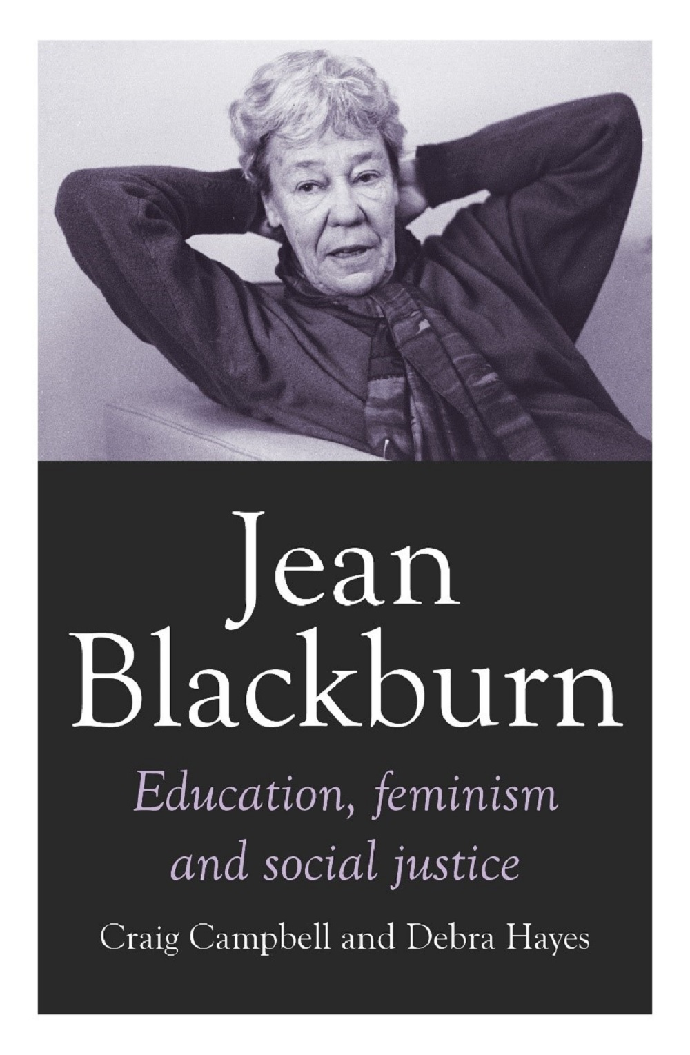 Jean Blackburn book