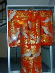 Unknown Japanese Wedding Kimono