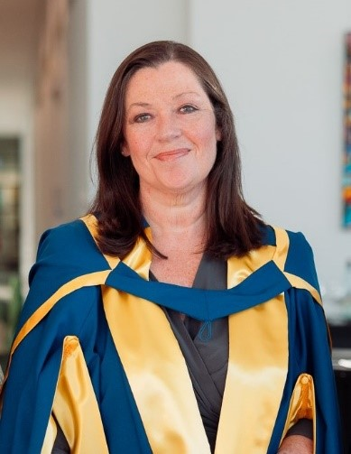 """Humbled and Honoured"" – Our Honorary Doctorate Karen Middleton"