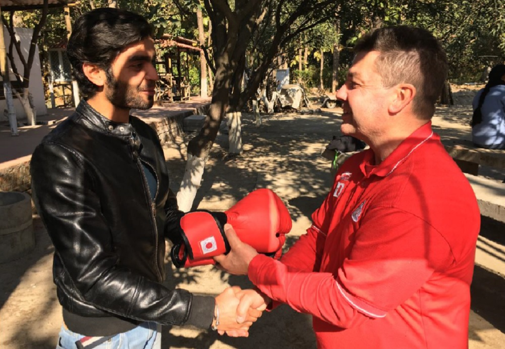 PhD candidate's modified boxing an international success