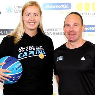Australian Opal Rachel Jarry joins UC Capitals