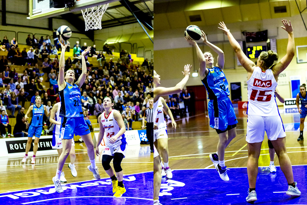 UC Capitals Keely Froling and Abbey Wehrung have been named in the emerging Opals side to contest the 29th Summer Universiade