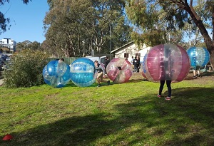 University of Canberra Village Activities