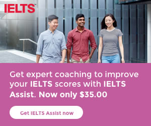 IELTS Assist Google Display