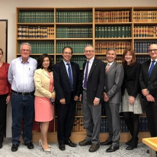 UC signs historic partnership to promote international trade law