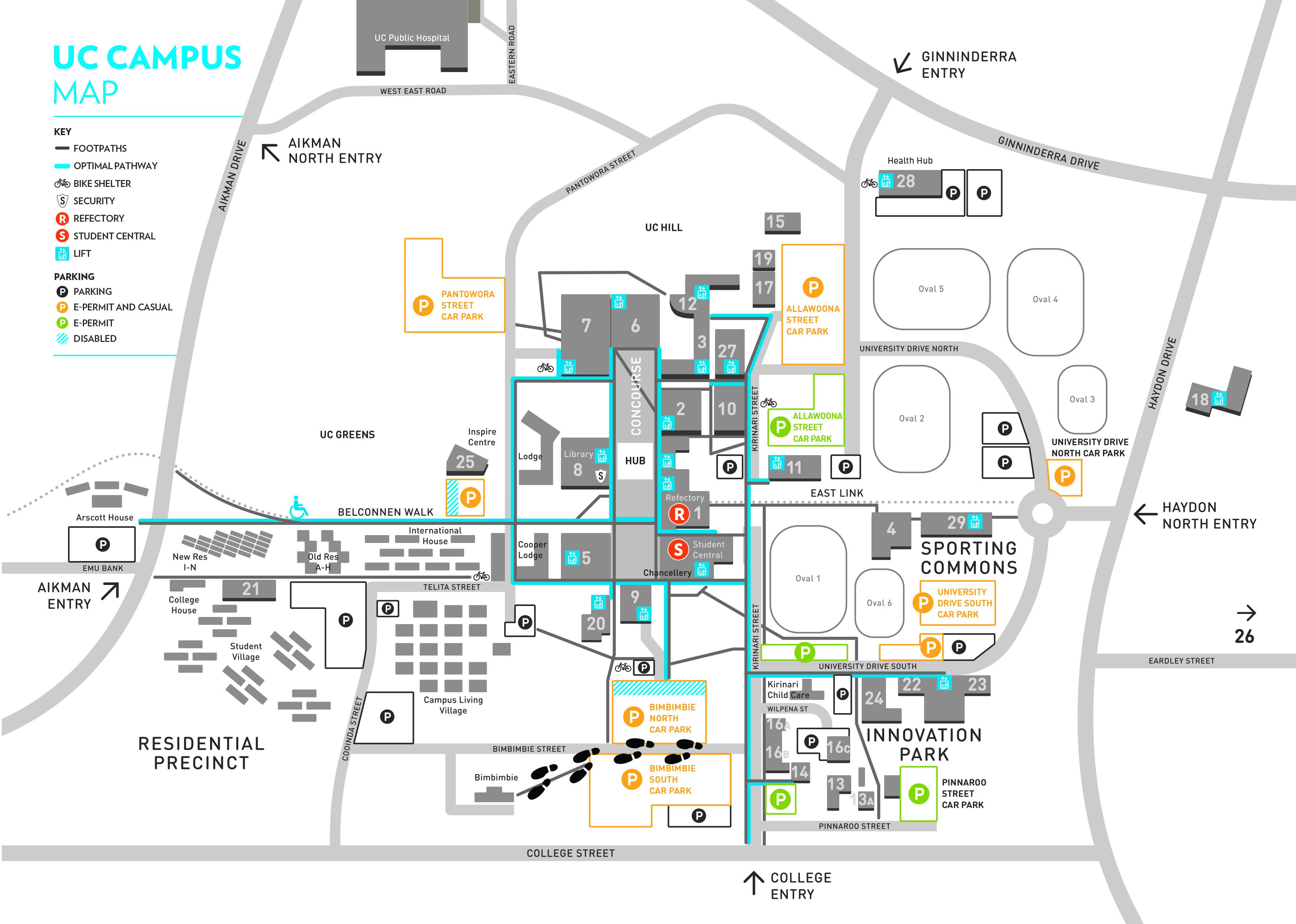 Bimbimbie Map