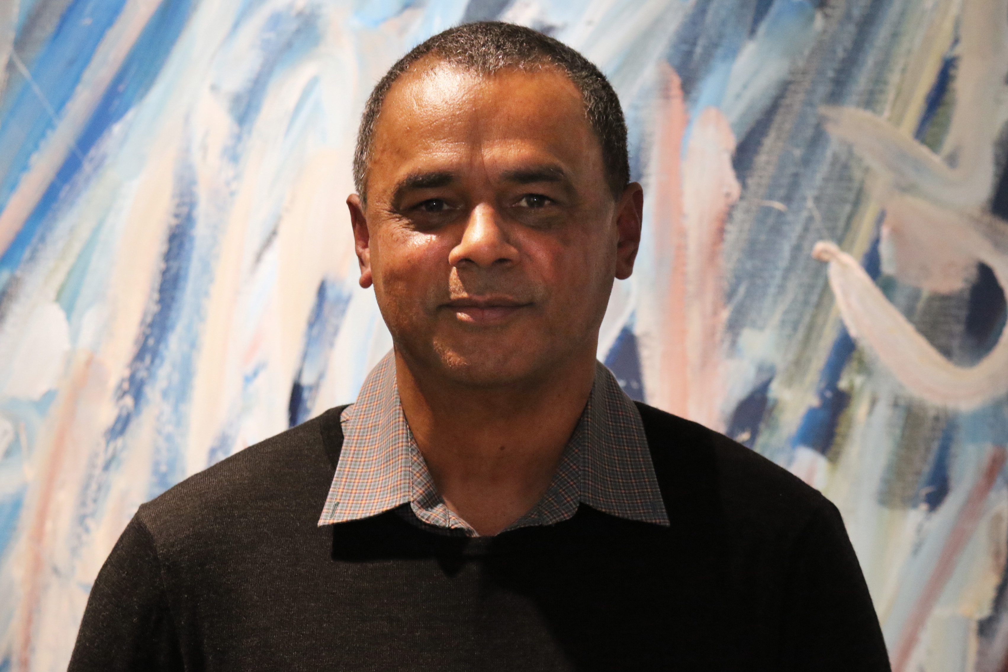 Fred Leftwich has been awarded a Roberta Sykes Indigenous Education Foundation Scholarship, and will undertake a Master of Human Rights program at the London School of Economics and Political Science. Photo: John Masiello