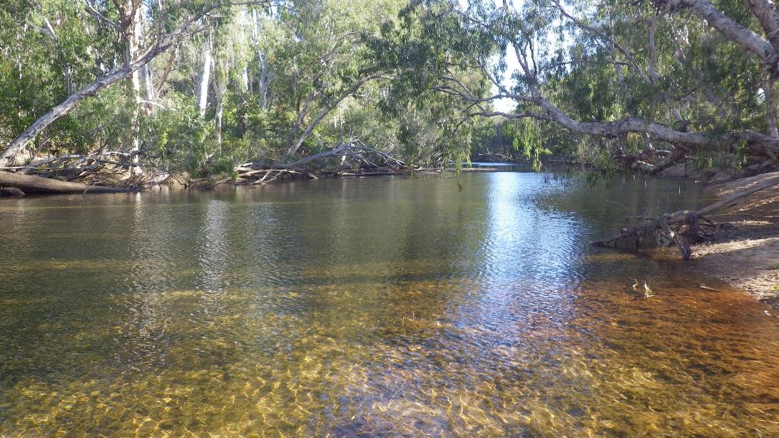 Running River, Queensland