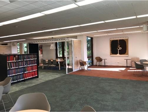 Lib meeting room