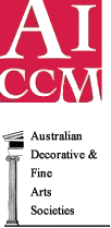 Australian Decorative & Fine Arts Societies logo