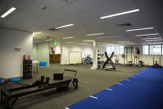 Picture of spotstec gym