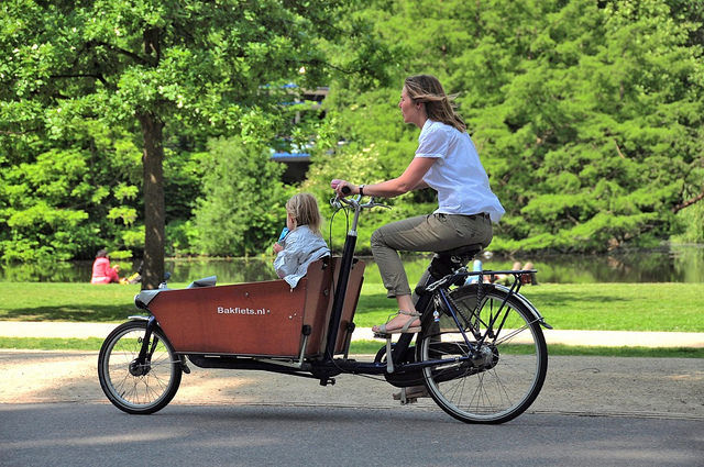 Bakfiets Bike
